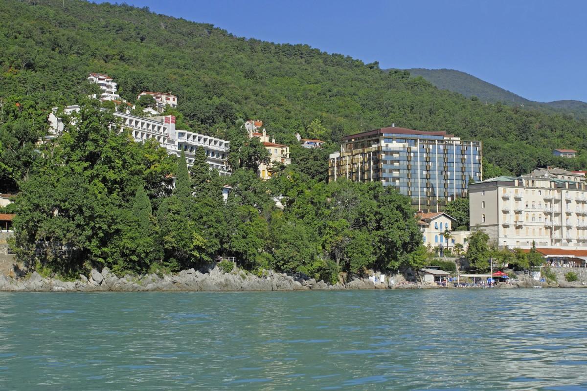 Grand Hotel Adriatic Ii Opatija Kroatien