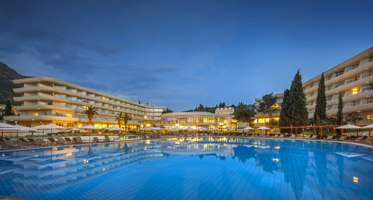 Remisens Hotel Albatros In Cavtat Dalmatien Kroatien I D Riva Tours