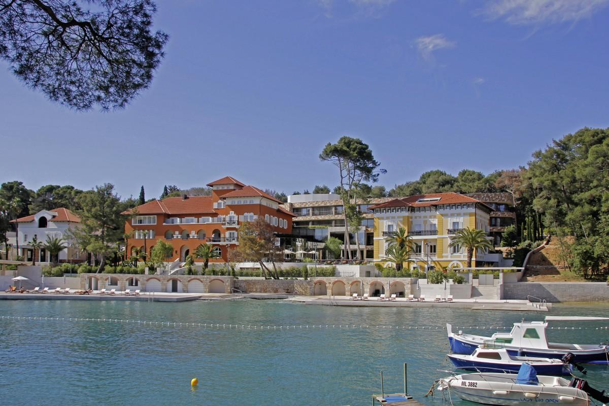Boutique Hotel Alhambra Mali Losinj Kroatien