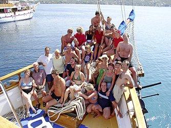 Kreuzfahrt Kroatien: Blaue Reise auf Motorseglern - I.D