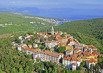 Istrien Karte Rabac.Ferienhäuser Und Fewos In Kroatien Online Buchen I D Riva Tours